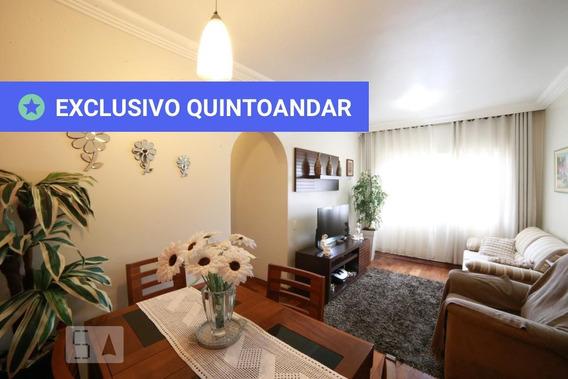 Apartamento No 3º Andar Mobiliado Com 2 Dormitórios E 1 Garagem - Id: 892987789 - 287789
