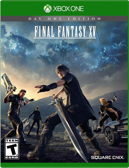 Final Fantasy Xv - Xbox One - Pronta Entrega! Nacional!