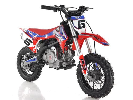 Motos Motocross Pitbike Niños Adultos Polar 90 Cc Junior