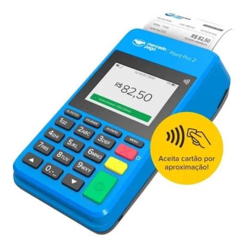 Point Pro 2  A Máquina De Cartão Do Mercado Pago