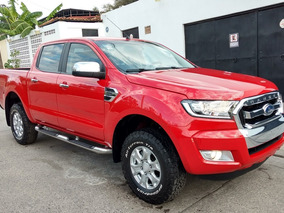 Ford Ranger Xlt 2017 ¡¡extremadamente Impecable!!