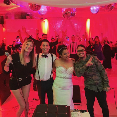 Push Up! Show Banda De Cumbia Reggeaton Eventos Casamientos