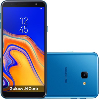 Samsung Galaxy J4 Core 16gb Dual And Tela 6 Quad 8mp Vitrin