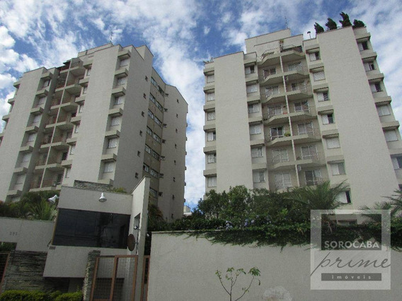 Apartamento Com 3 Dormitórios À Venda, 70 M² Por R$ 270.000,00 - Jardim Simus - Sorocaba/sp - Ap0127