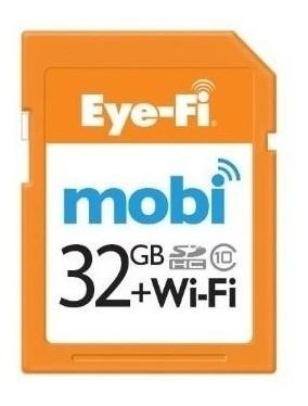 Eye Fi Memorias Wi Fi Sd 32 Gb Camaras Digitales, Celulares