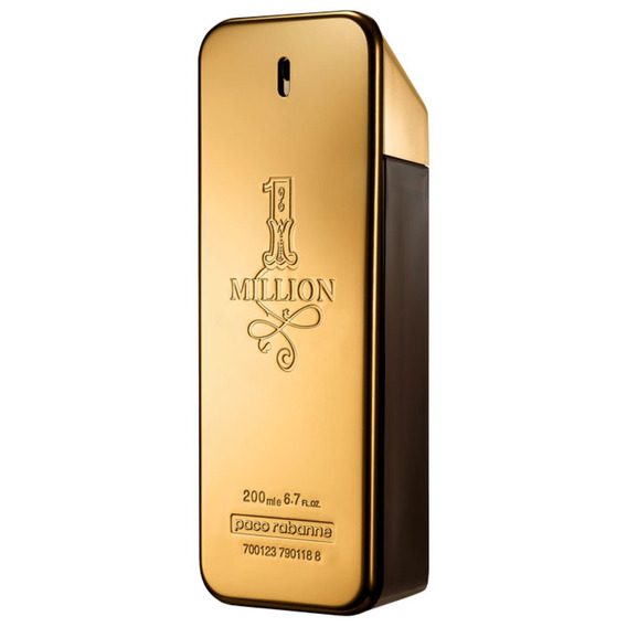 Paco Rabanne One 1 Million Perfume Masculino Edt 200ml Blz