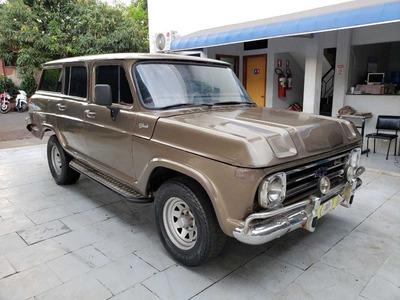 Veraneio Diesel 1977 Turbo Diesel