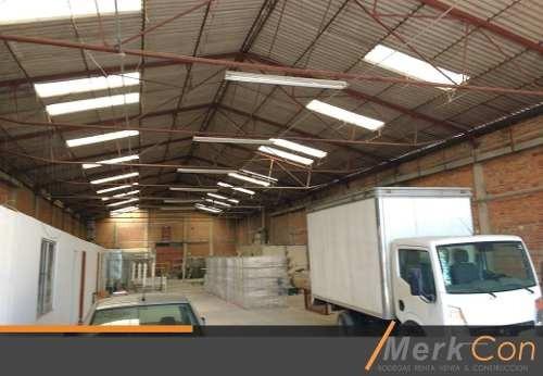 Bodega Renta 1100 M2, Lopez De Legazpi En Zona Industrial,jal.mx.