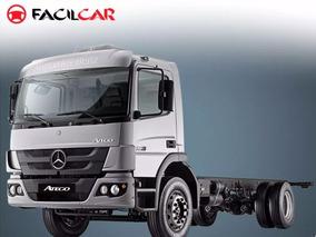 Mercedes Benz Atego 1725/48 (4x2) Y 1728 S/36 (4x2) 0km