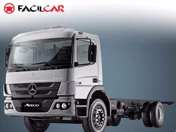 Mercedes Benz Atego 2428/36 (6x2) 0km