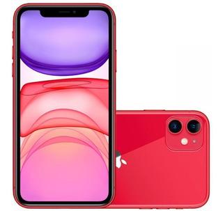 Apple iPhone 11 64gb Original 4g Lacrado Garantia 1 Ano