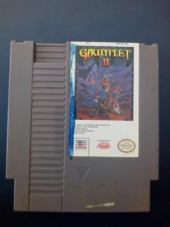 Gauntlet 2 Original Nintendo Nes