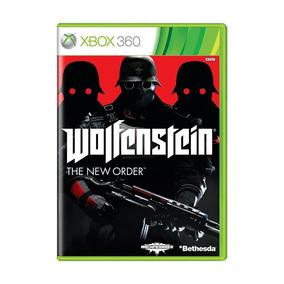 Wolfenstein: The New Order - Xbox 360 Novo Lacrado