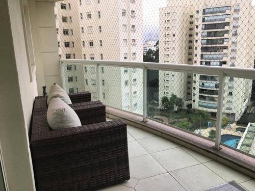 Lindo Apartamento - Resort Tamboré - Ap1285
