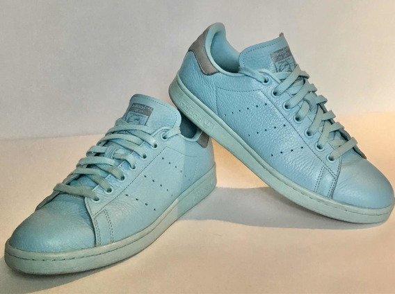 Tenis adidas Stan Smith 25.5mx Azul Cielo