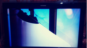 Cabos Flat Da T Con Tv Sansung Ln40b530 P2m