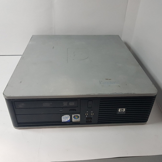 Computador Hp Compaq Dc5800 Core2duo 8300 2.8 2gb Hd160 Nº3