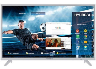 Hyundai Smart Tv Ultra Hd 4k 55 Super Oferta!!