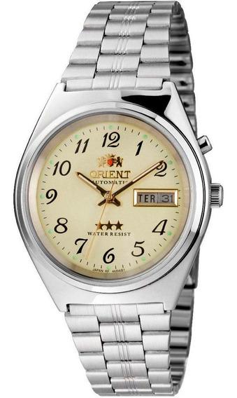 Relógio Orient Masculino Automatic 469wb1a C2sx