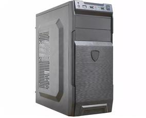 Computador Core2duo E8400+ 4gb Ddr2 + Hd500gb /gabinete Novo