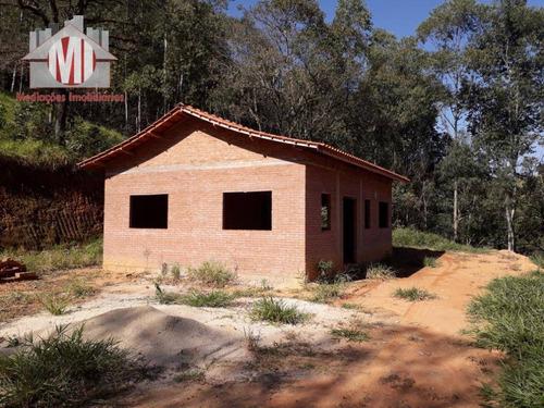 Imagem 1 de 26 de Chácara Simples Com 02 Dormitórios À Venda, 16000 M² Por R$ 230.000 - Zona Rural - Socorro/sp - Ch0493