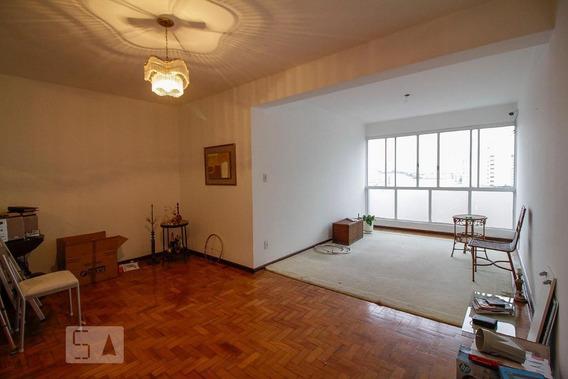 Apartamento No 5º Andar Com 3 Dormitórios E 2 Garagens - Id: 892973370 - 273370