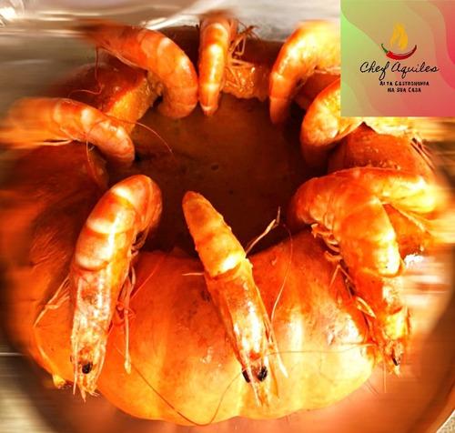 Imagem 1 de 5 de Chef Aquiles - Alta Gastronomia Na Sua Casa!