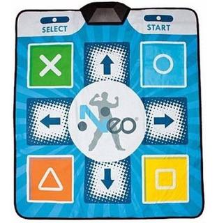 Controle Playstation 2 Tapete De Dança Ps2 Play 2 Ps1 Usb Pc