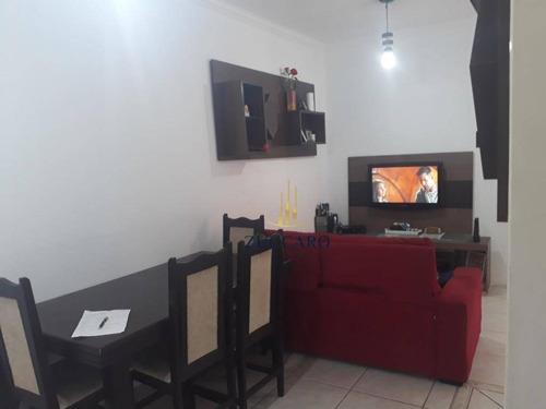 Apartamento À Venda, 72 M² Por R$ 259.500,00 - Jardim Valéria - Guarulhos/sp - Ap16603