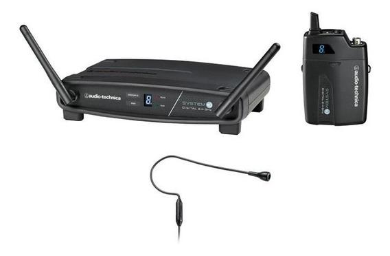 Audio Technica Atw 1101 H92 Sistema Microfone Sem Fio Cabeça