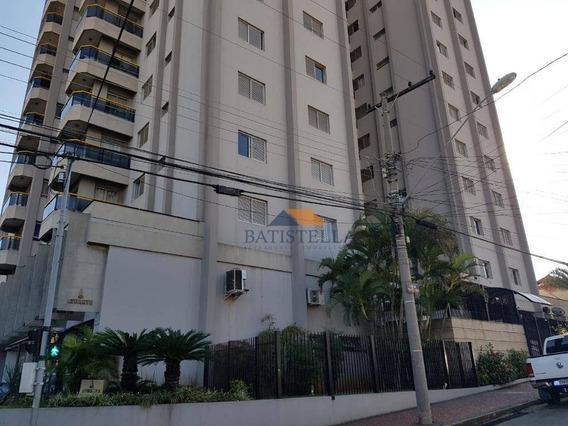 Apartamento Com 2 Dormitórios À Venda Por R$ 310.000 - Centro - Limeira/sp - Ap0508