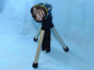 Lanterna De Led Com Tripé - Vonder - 6 Led