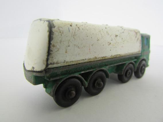 Escala 1/64 Matchbox Nº 32 Leyland Petrol Tanker Jorgetrens