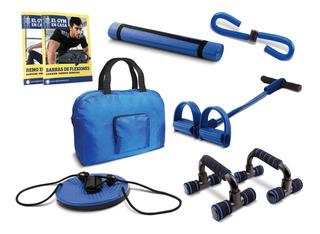 Clarín Gym En Casa Set 1 De 6 Accesorios Fitness