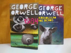 1984 + A Revolução Dos Bichos - George Orwell