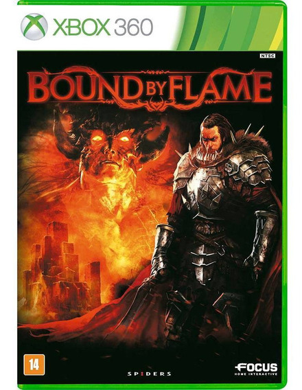 Bound By Flame - Xbox 360 Midia Fisica