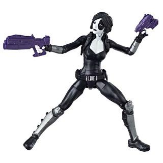 Marvel Legends Deadpool Domino Robot Negro