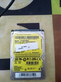 Hd Notebook St320lm001 Usado