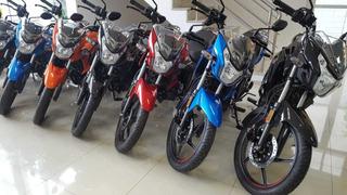Honda Cg160 - Yamaha Factor 150 - Suzuki Dk150 Cbs 0km 19/20