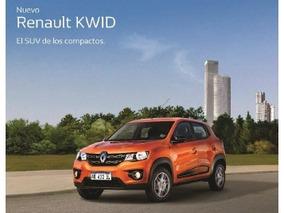 Renault Kwid $ 69.900 Y Cuotas Fijas!!!!