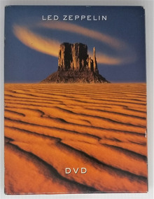 Box Dvd Led Zeppelin Duplo - Seminovo