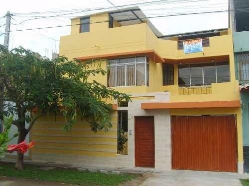 Casa - Piura Miraflores 2da Etapa - Frente Al Open -