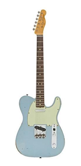 Guitarra Electrica Fender Telecaster Customshop Relic 63 Usa