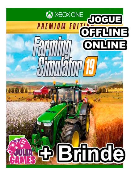 Farming Simulator 2019 Premium Edition Xbox One + Brinde