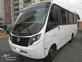 Microbus Volkswagen 19 Pasajeros Servicio Especial Mod 2009