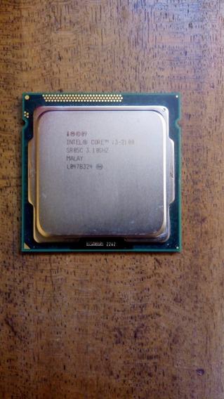 Processador Intel Core I3 2100 Lga 1155