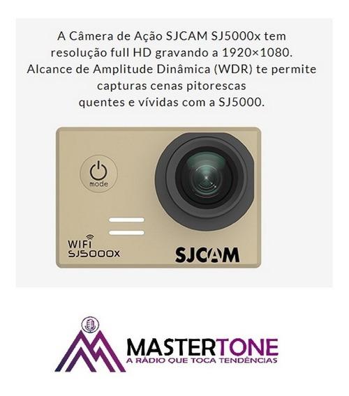 Câmera De Ação Sj5000x Elite