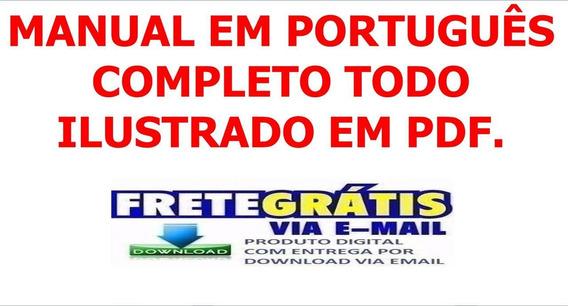 Manual Em Português Do Teclado Sintetizador Roland Rs-5 ,rs9