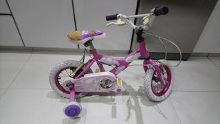 Bicicleta De Nena Para Restaurar Liquido