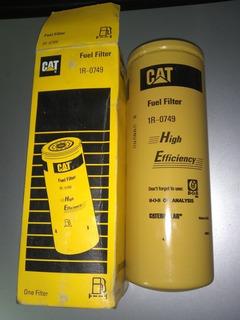 Filtro Combustible Caterpillar